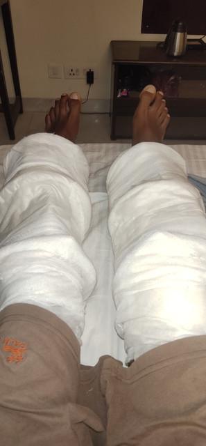 my-leg