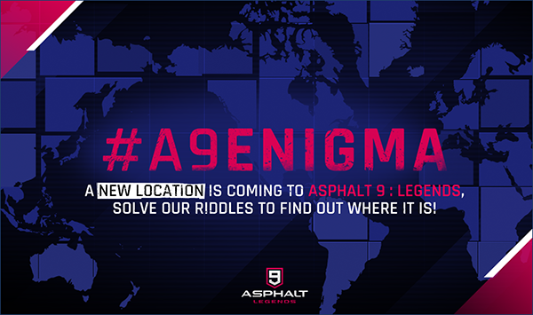 Gameloft Forums • #A9ENIGMA – A New Location is Coming!