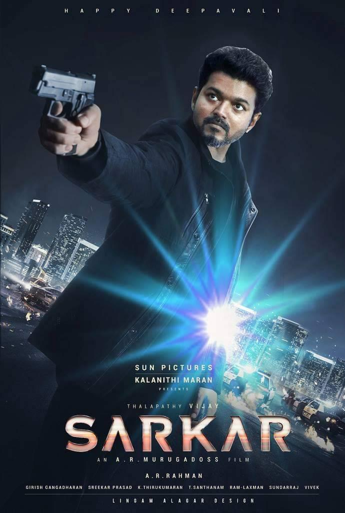 Sarkar 2021 Bengali Dubbed 720p HDRip 800MB Download