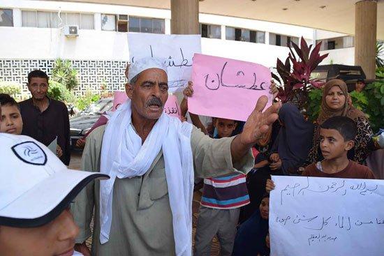 الجفاف والعطش يضرب مصر بعد امتلاء سد النهضة