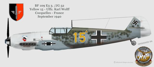 BF109-E3-3-JG52-Wolff
