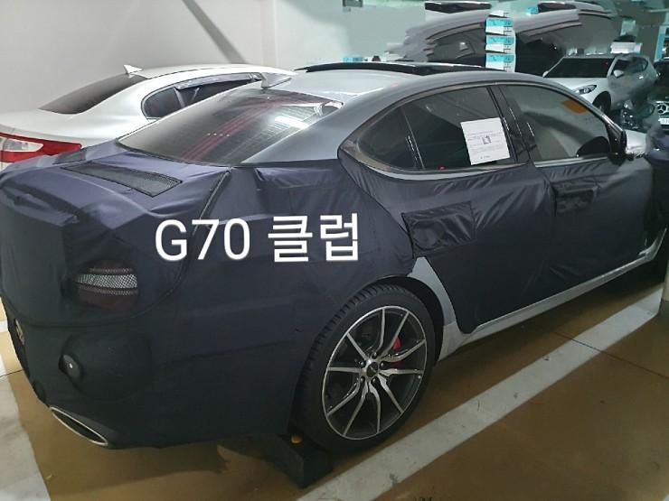 2021 Genesis G70 Restyling 46