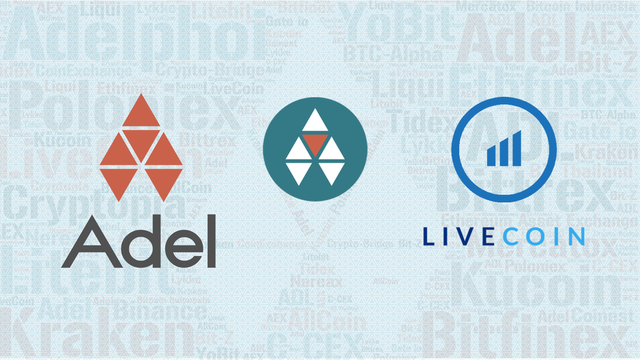 Adel Exchange Live Coin