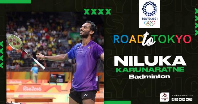 The Invincible Icon of Sri Lankan Badminton