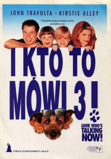 I kto to mówi 3 / Look Who's Talking Now (1993) PL.WEBRip.XviD-GR4PE   Lektor PL