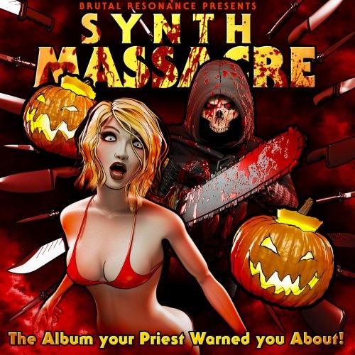 VA - Brutal Resonance Presents Synth Massacre (2021)