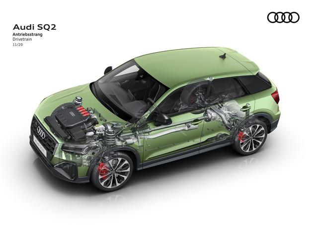 Voiture de sport compacte d'exception : Audi donne à l'Audi SQ2 un design encore plus abouti A208403-medium