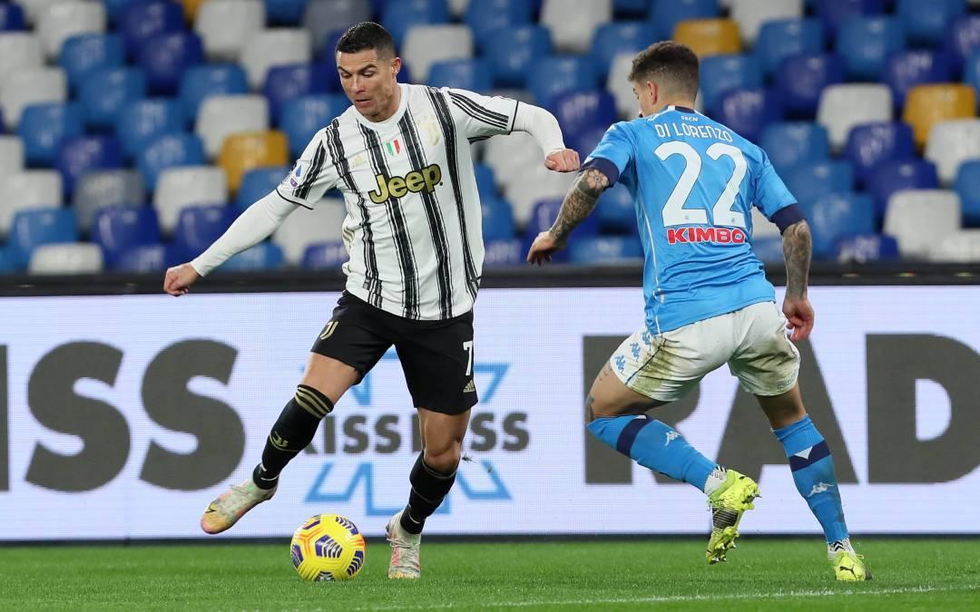 Dove vedere Juventus-Napoli e probabili formazioni del recupero di Serie A.
