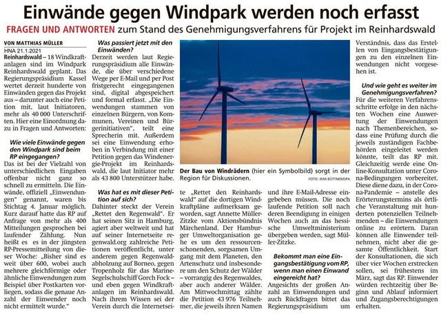 2021-01-21-HNA-Einw-nde-gegen-Windpark-werden-noch-erfasst
