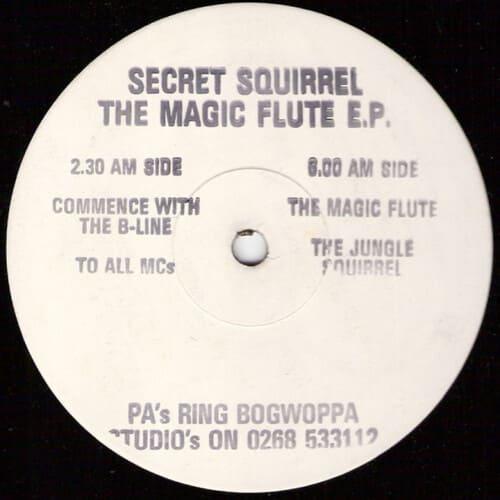 Download Secret Squirrel - The Magic Flute E.P. mp3