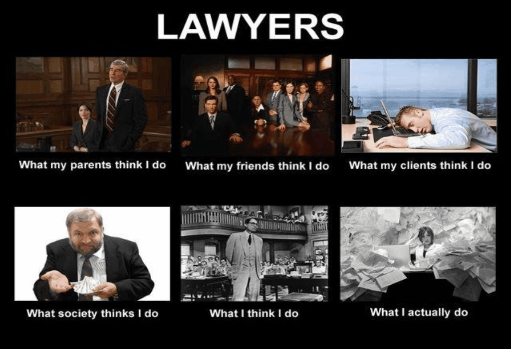 Inspirational Lawyer Books