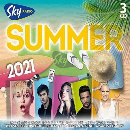 Sky Radio Summer Hits [3CD] (2021) MP3