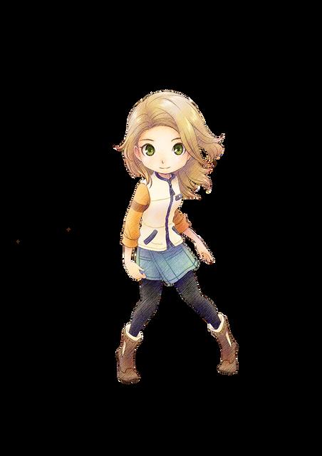 「牧場物語」系列首次在Nintendo SwitchTM平台推出全新製作的作品!  『牧場物語 橄欖鎮與希望的大地』 於今日2月25日(四)發售 C01