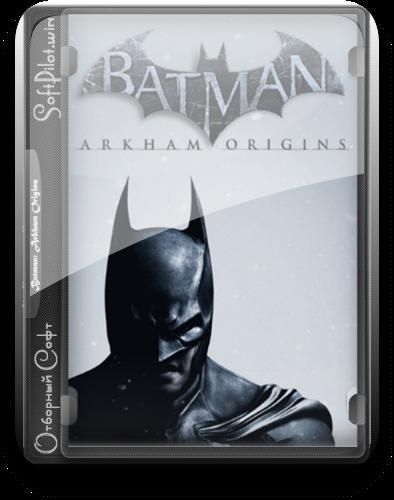 Batman: Arkham Origins (2013) (Ru/Ml) (1.0/dlc) License GOG
