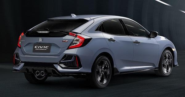 Honda Civic 10ªgen Facelift (2020) 18