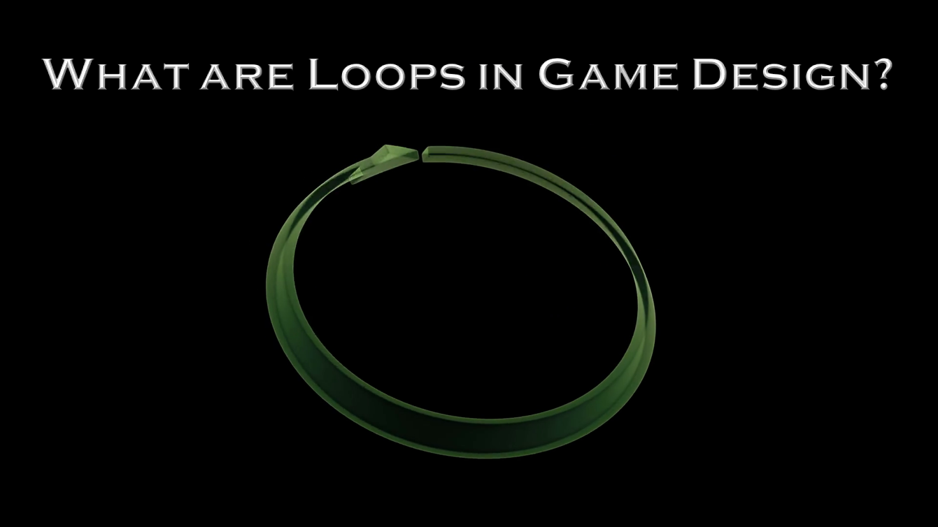 What are Loops in Game Design Icon