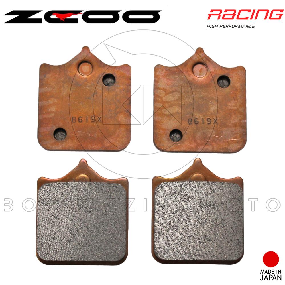 B003 EX ZCOO DID PASTIGLIE FRENO ANTERIORI CERAMICA APRILIA RSV 1000 DAL 2002