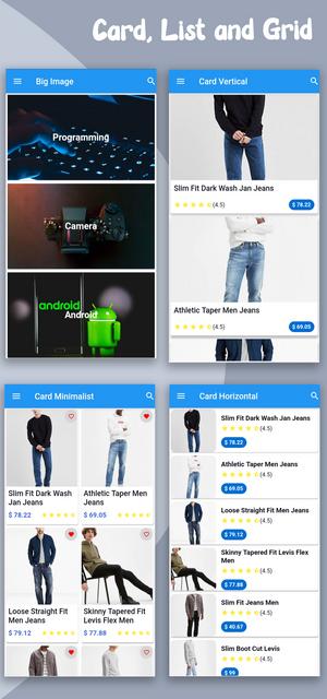 Material Design - Flutter Ui Kit Android - 11