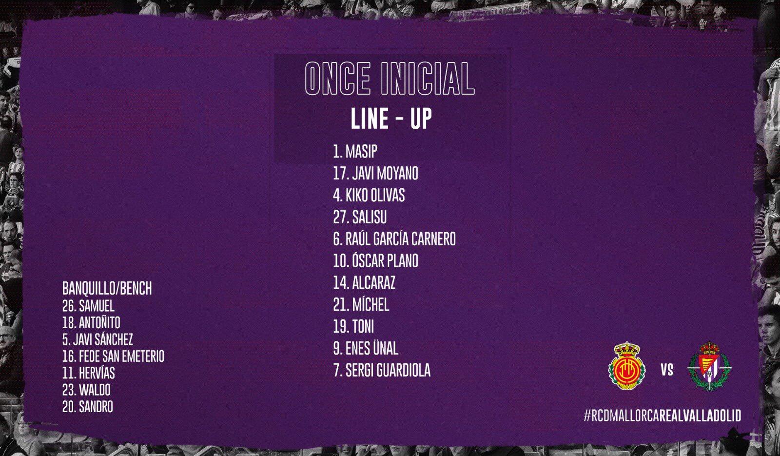 R.C.D. Mallorca - Real Valladolid C.F. Sábado 1 de Febrero. 18:30 IMG-20200201-172013