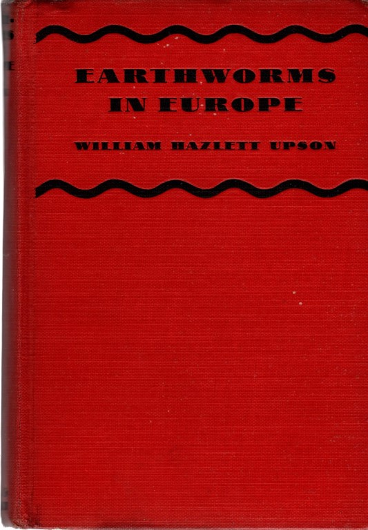 Earthworms in Europe - Alexander Botts Makes the Old World Tractor-Conscious, Upson, William Hazlett