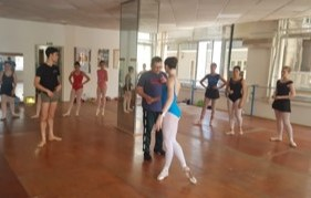 Ballet-teacher-Renalto-advising-Amy-Groves