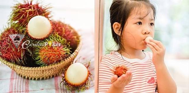 Ini 5 manfaat buah rambutan untuk anak yang jarang diketahui