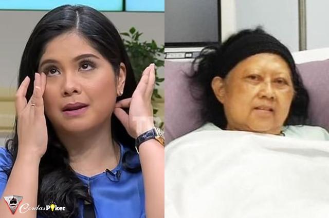 Annisa Pohan Menangis Ceritakan Kondisi Ani Yudhoyono