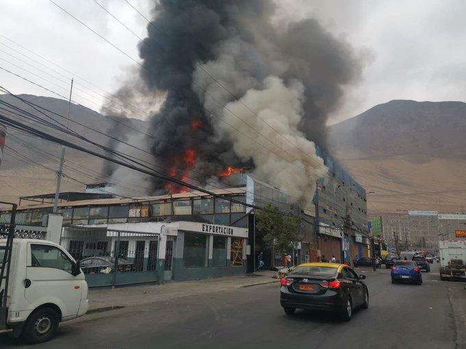 Incendio-en-Iquique