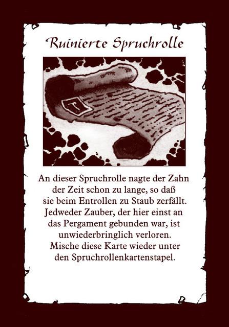 Spruchrolle-Ruinierte-Spruchrolle