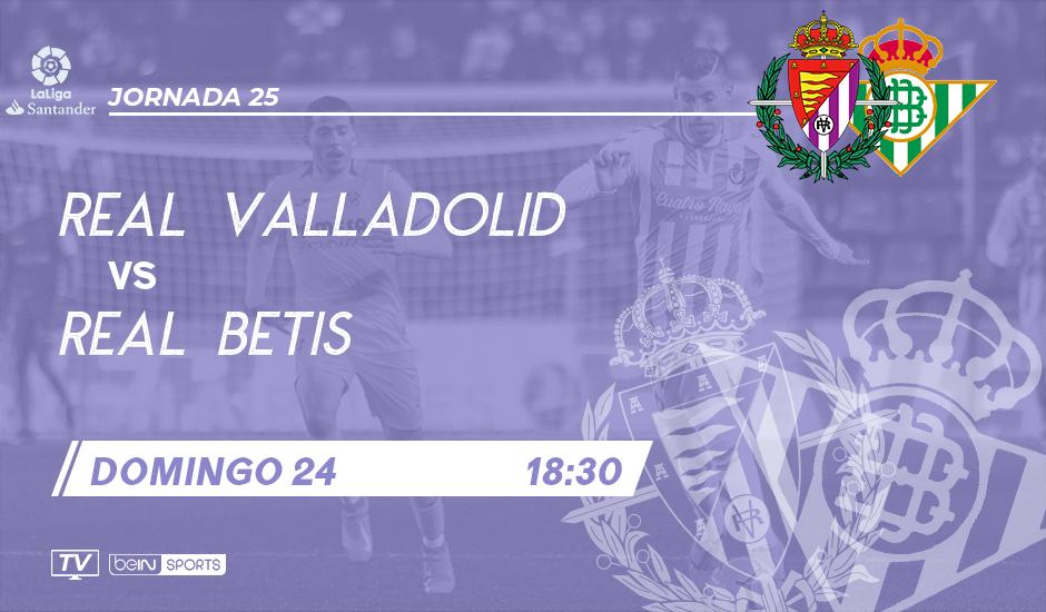 Real Valladolid - Real Betis Balompié. Domingo 24 de Febrero. 18:30 - Página 2 RVD-RBB