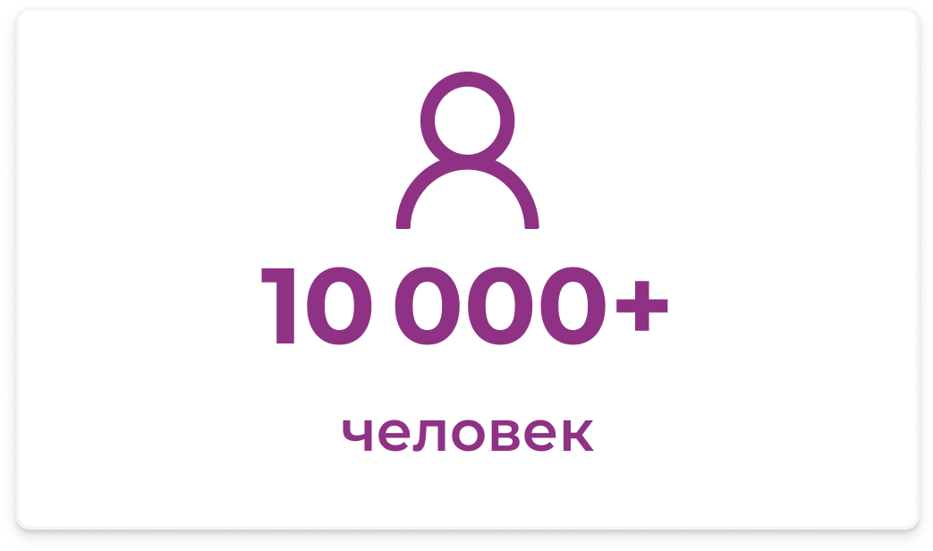 более 10 тысяч участников