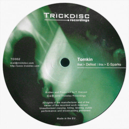 Download Tomkin - Defeat / E-Sparks mp3