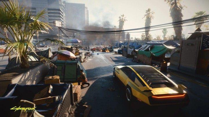 Cyberpunk 2077: Транспортные средства и гараж
