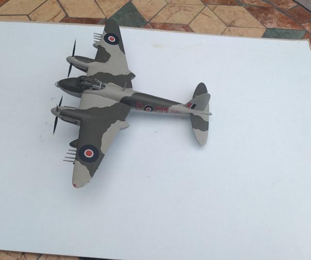 De Havilland Mosquito Mk XVII 1/72 Airfix - Ready for Inspection