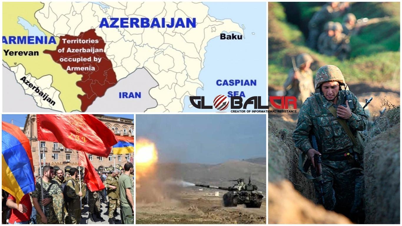 KORIJENI KONFLIKTA SEŽU DUBOKO U PROŠLOST: Kako je Nagorno-Karabah postao bure baruta?!