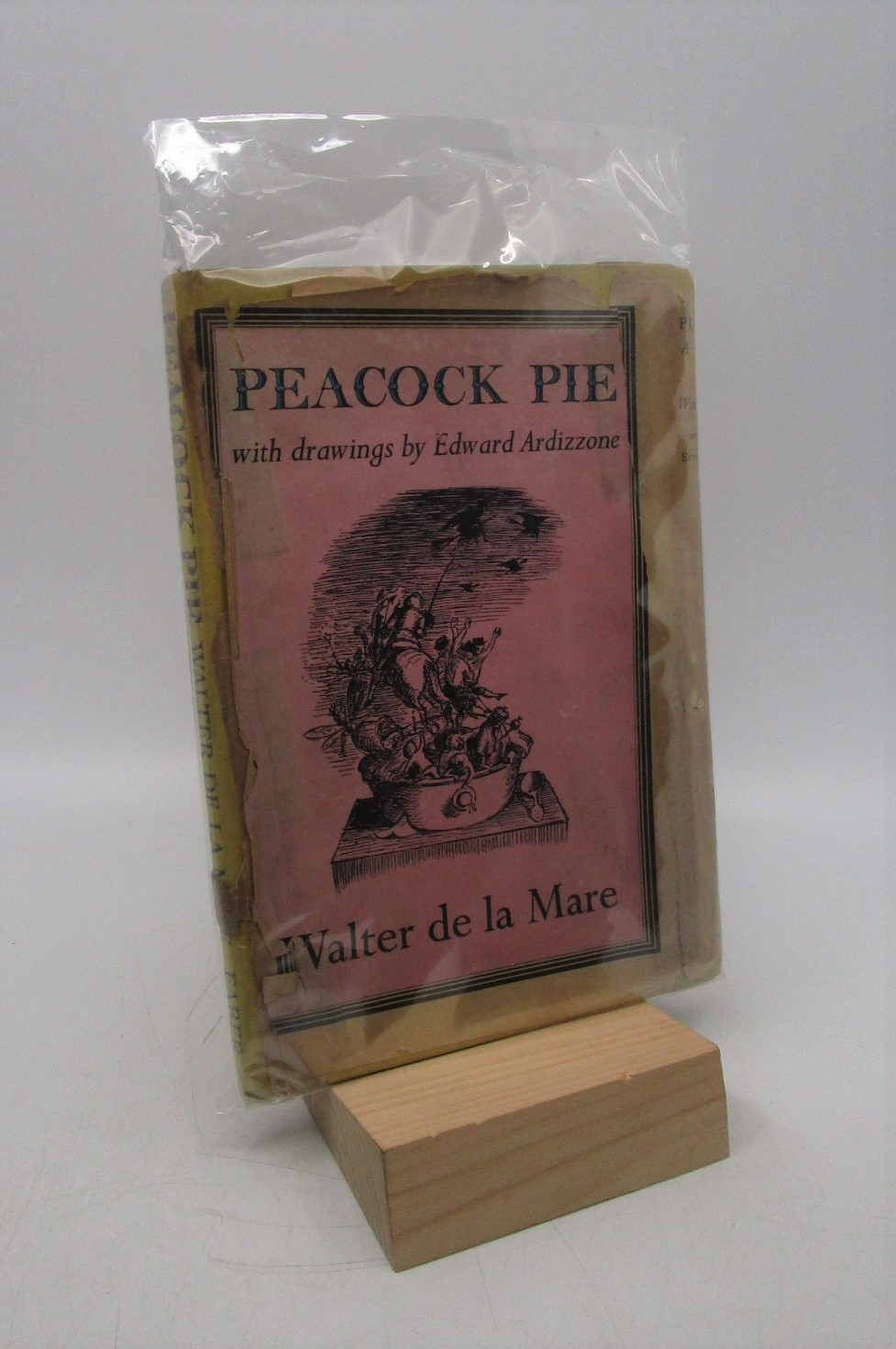 Image for Peacock Pie: A Book of Rhymes