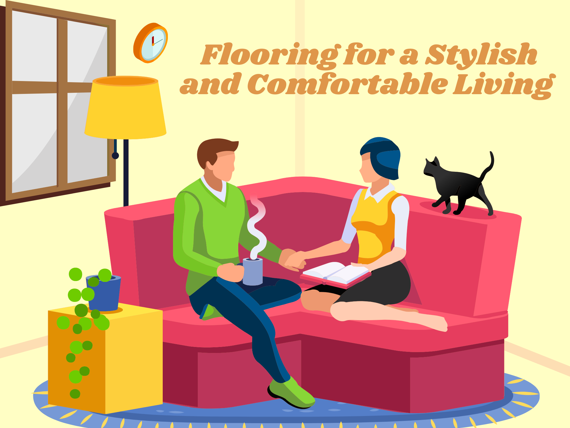 Flooring-for-a-Stylish-and-Comfortable-Living