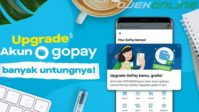 Cara Upgrade Gojek Premium Terbaru Dengan Mudah Dan Cepat