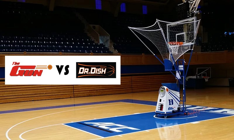 Shoot-A-Way Versus Dr. Dish- A comparison: