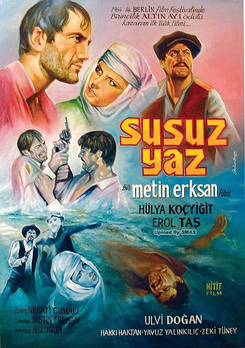 Susuz Yaz | 1964 | Yerli Film | 1080p | BluRay | Sansürsüz | 1.70 GB | Tek Link