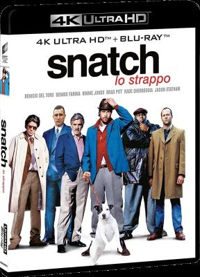 Snatch - Lo Strappo (2000) .mkv UHD Bluray Untouched 2160p DTS-HD MA AC3 iTA TrueHD ENG HDR HEVC – DDN