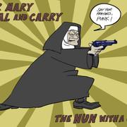 Nun-With-AGun