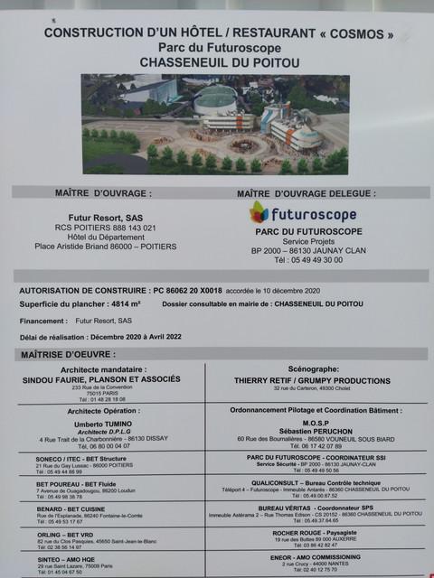 Hôtel Station Cosmos, restaurant Hyperloop · 2022 IMG-20210117-143703