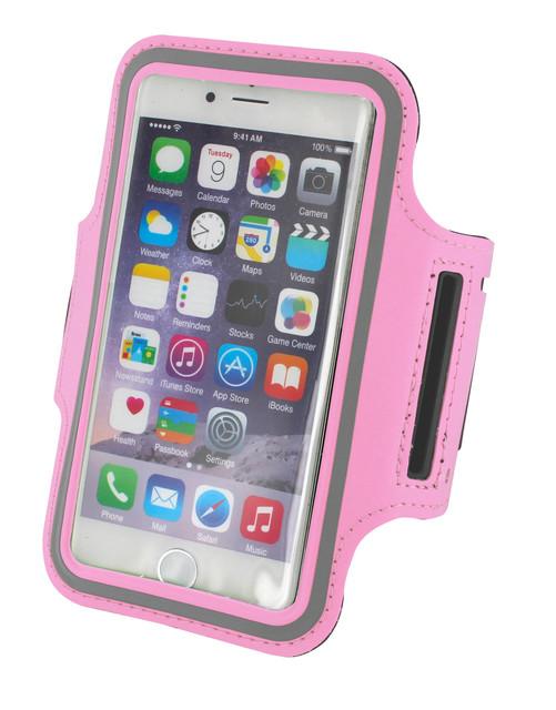 Wantalis Θηκη Κινητού Για Το Μπράτσο - Armband Για Smartphones Έως 5,8'' Ροζ