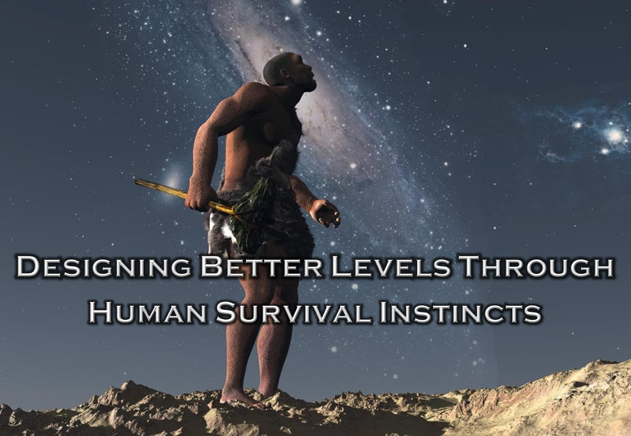 Designing Better Levels Through Human Survival Instincts Icon