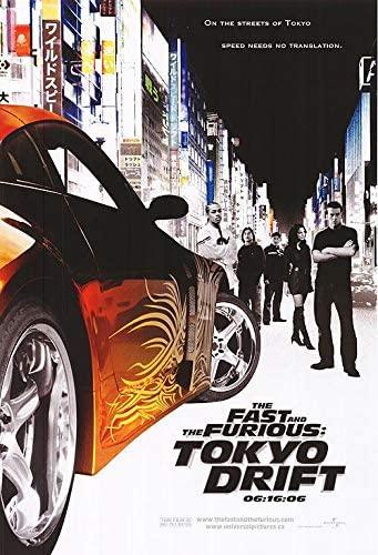 ფორსაჟი 3 / THE FAST AND THE FURIOUS: TOKYO DRIFT