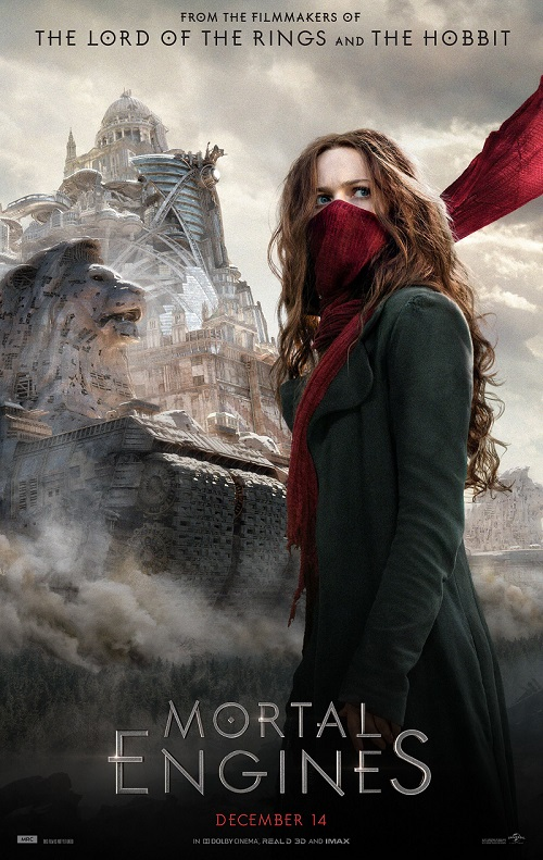 Mortal Engines (2018)[BR-Screener 1080p][Castellano AC3][Aventuras/Ci-Fi][VS]