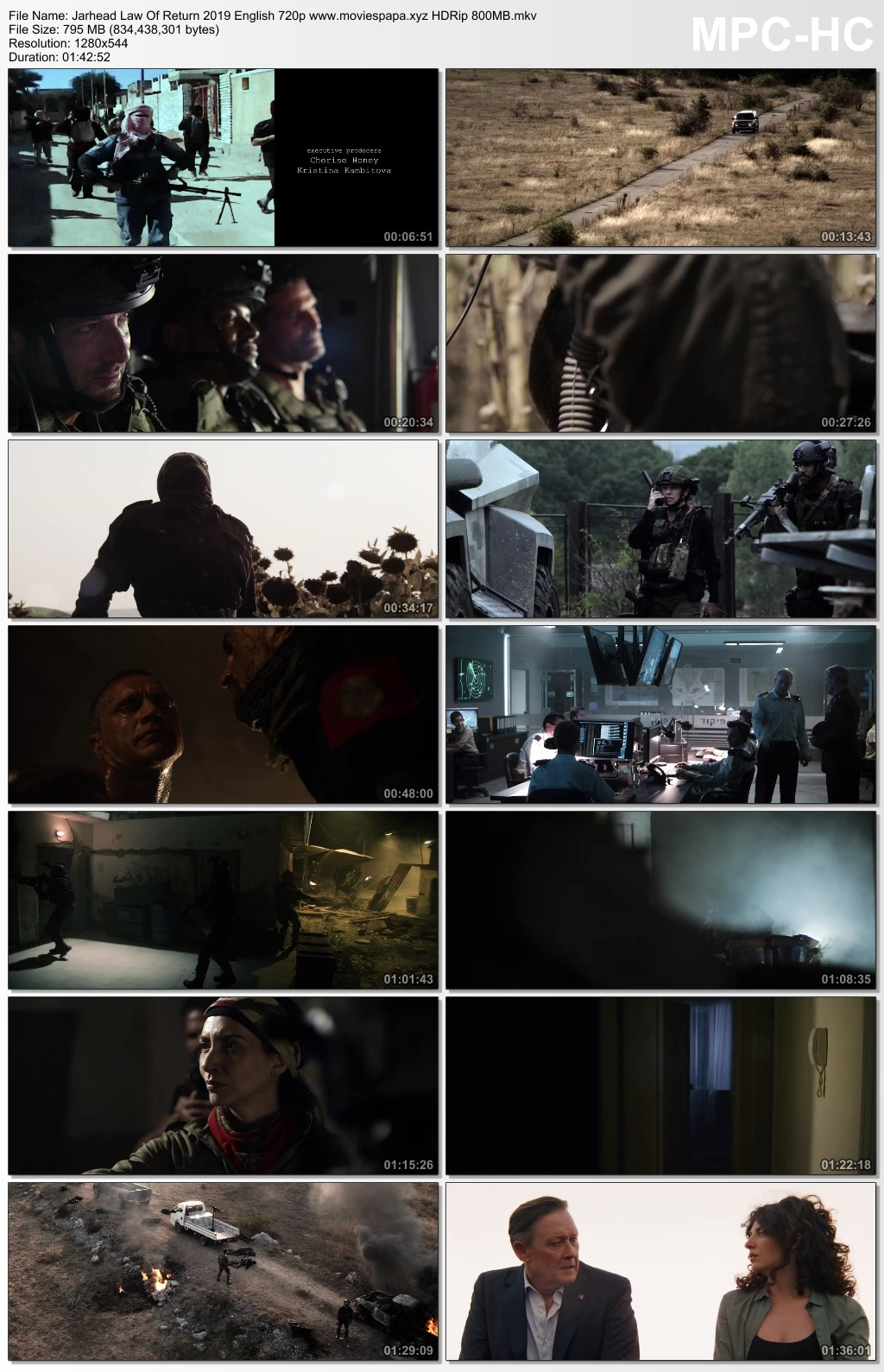 Download Film Jarhead Law Of Return 2019