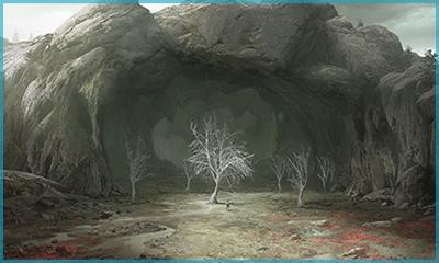 Description des Lieux et monstres présents Zone-Grotte-Aran
