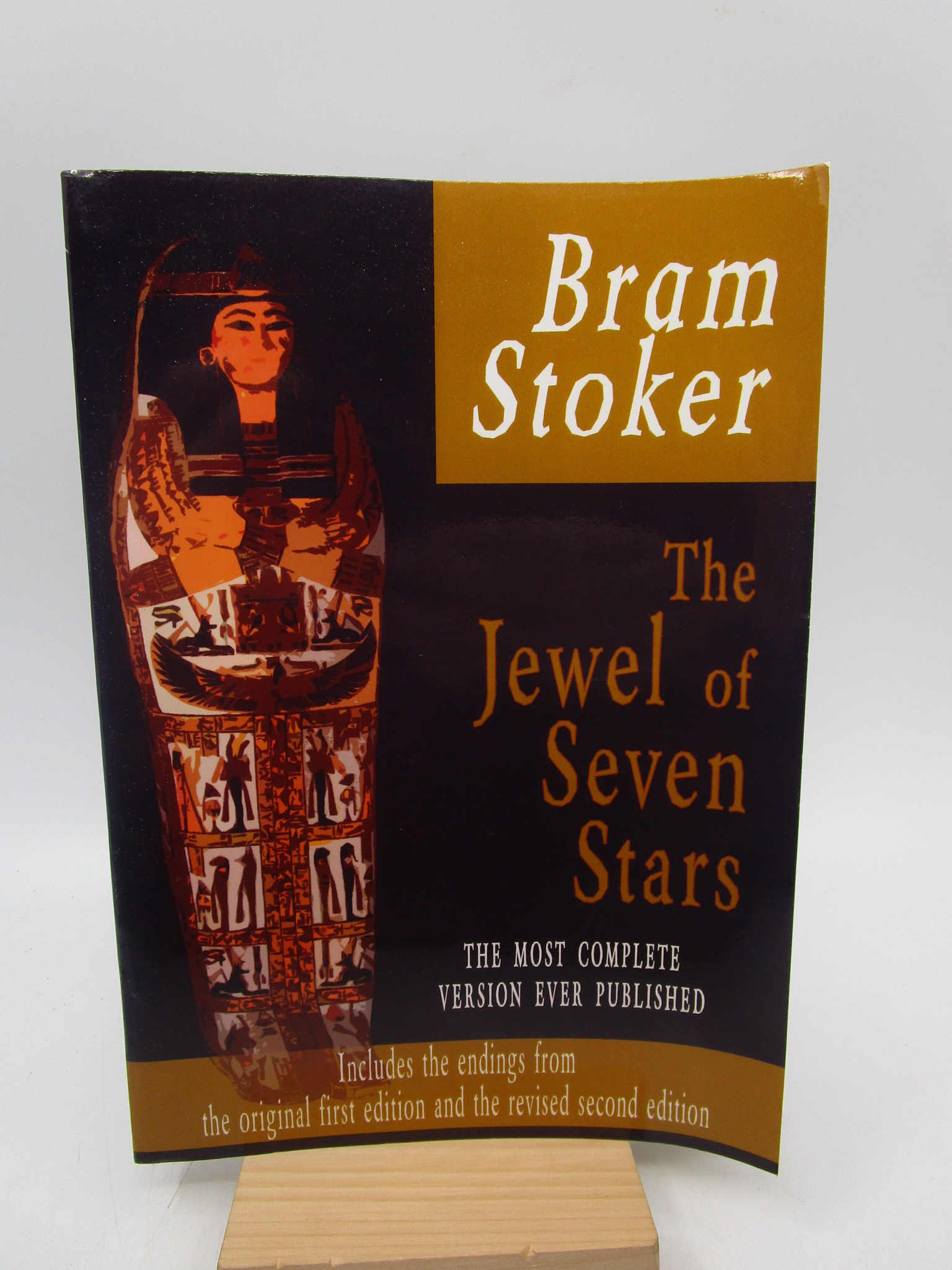 Image for The Jewel Of Seven Stars: The Most Complete Version Ever Published - Includes the Endings from the Original First Edition and the Revised Second Edition